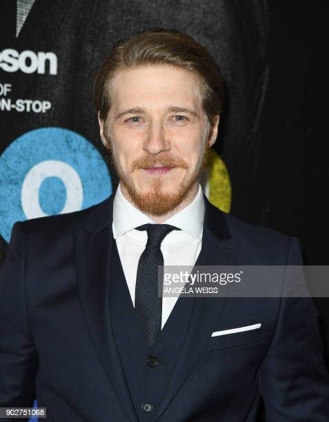 Actor Adam Nagaitis attends the New York premiere of 'The Commuter' at AMC Loews Lincoln Square on January 8 2018 / AFP PHOTO / ANGELA WEISS