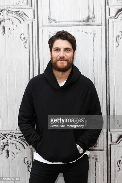 Actor Adam Pally attends AOL Build presents Adam Pally discussing his new comedy Joshy at AOL HQ on August 4 2016 in New York City