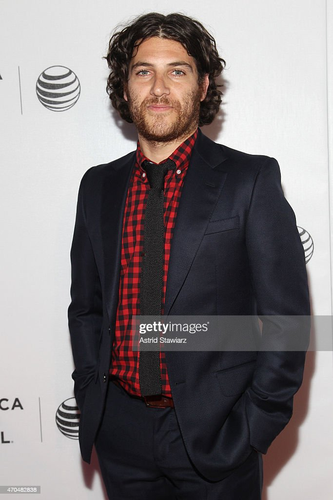 Actor Adam Pally attends the premiere of 'Slow Learners' during the 2015 Tribeca Film Festival at Spring Studio on April 20, 2015 in New York City.