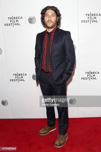 Actor Adam Pally attends the premiere of Slow Learners during the 2015 Tribeca Film Festival at Spring Studio on April 20 2015 in New York City