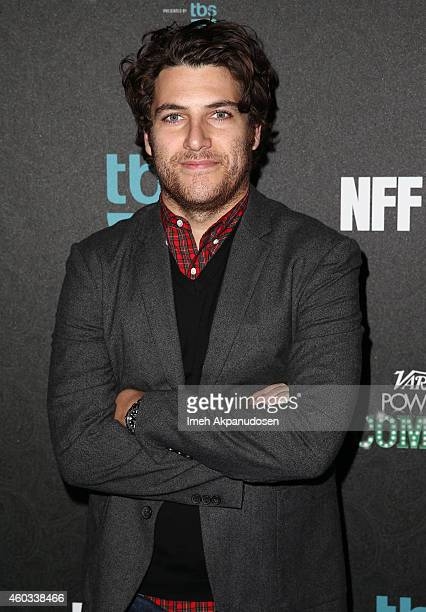 Actor Adam Pally attends Variety's 5th annual Power of Comedy presented by TBS benefiting the Noreen Fraser Foundation at The Belasco Theater on...