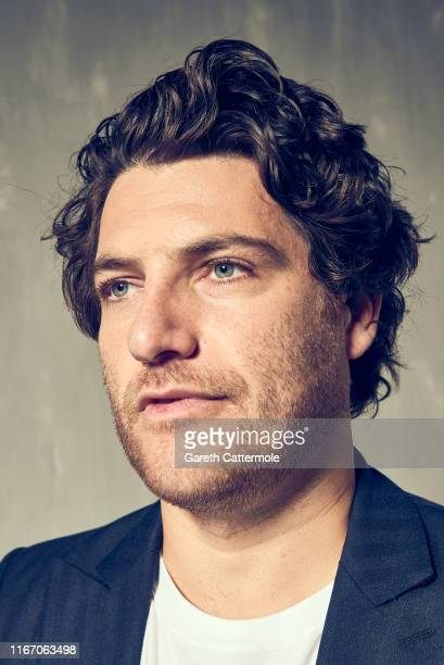 Actor Adam Pally from the film 'Daddio' poses for a portrait during the 2019 Toronto International Film Festival at Intercontinental Hotel on...