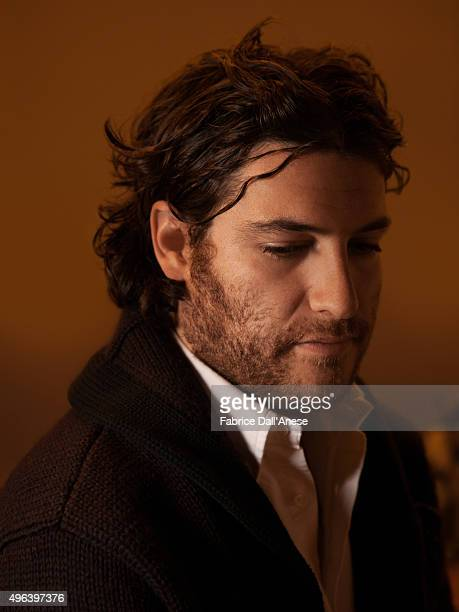 Actor Adam Pally is photographed for Vanity Fair.com on April 15, 2015 in New York.