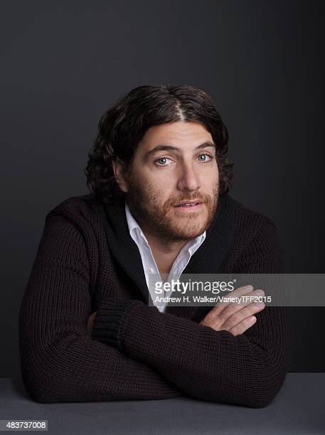 Actor Adam Pally is photographed for Variety at the Tribeca Film Festival on April 20, 2015 in New York City.