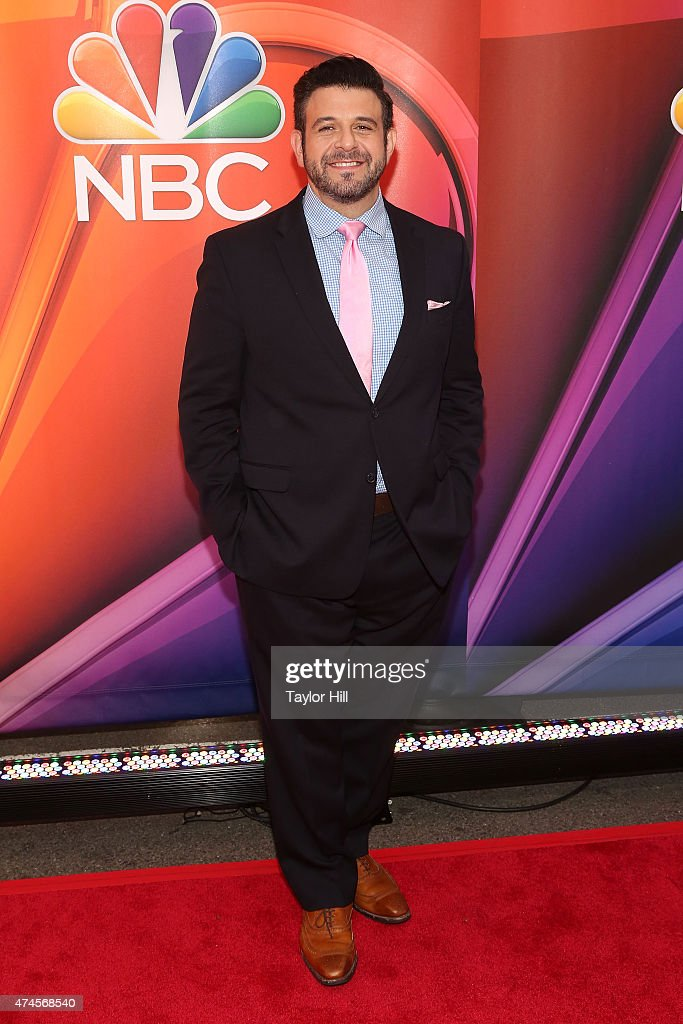 The 2015 NBC Upfront Presentation Red Carpet Event