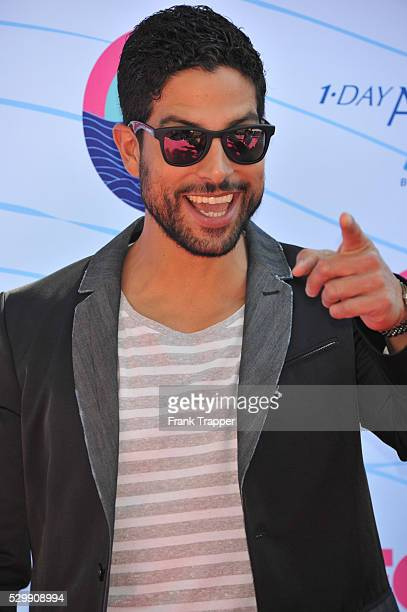 Actor Adam Rodriguez arrives at the 2012 Teen Choice Awards held at the Gibson Amphitheatre in Universal City California