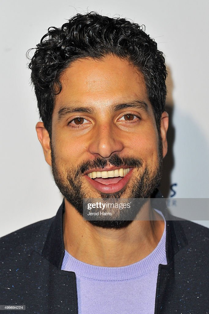 Actor Adam Rodriguez arrives at 'The Beauty Book For Brain Cancer' edition 2 launch party at Le Jardin on December 3, 2015 in Hollywood, California.