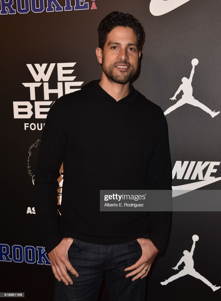 Actor Adam Rodriguez attends the 2018 Rookie USA Show at Milk Studios on February 15, 2018 in Los Angeles, California.