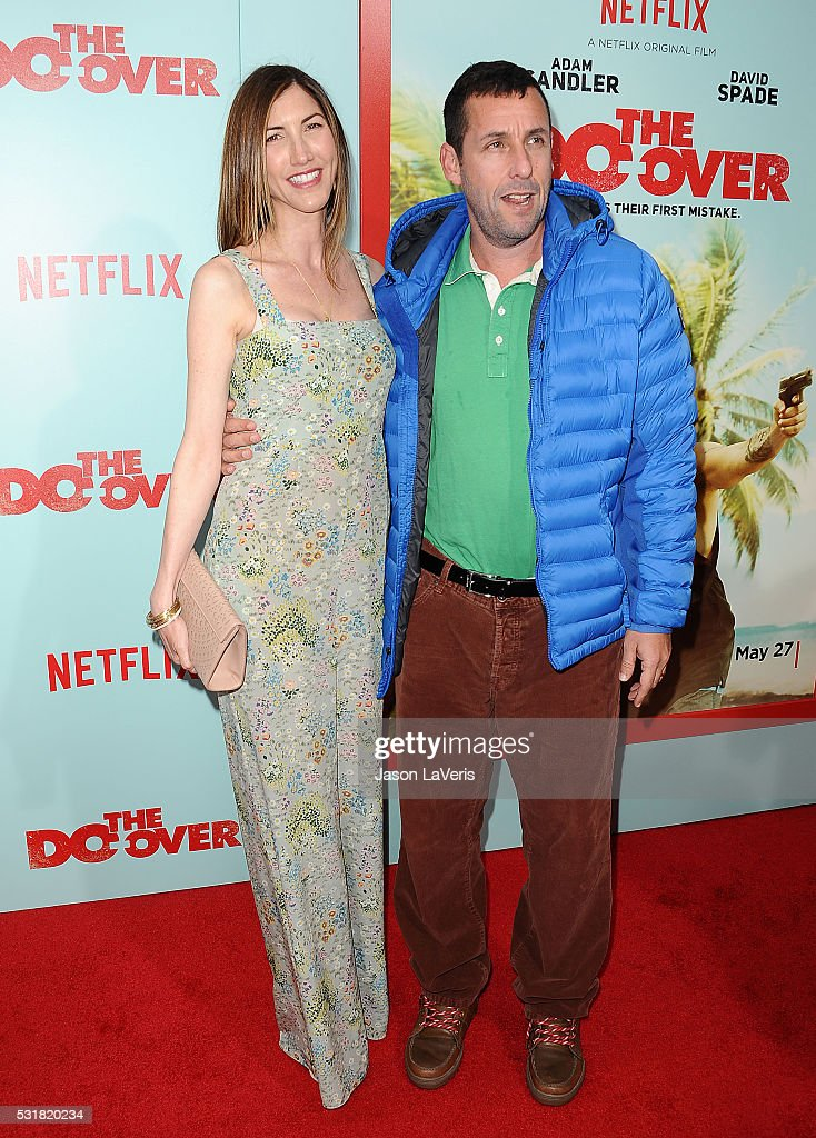 """Premiere Of Netflix's """"The Do Over"""" - Arrivals"""
