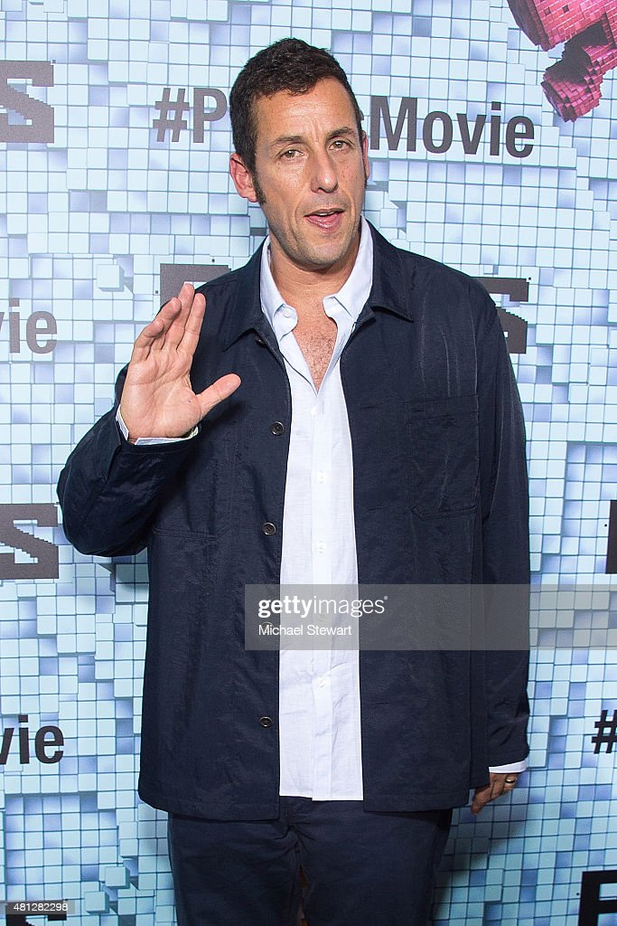 """Pixels"" New York Premiere - Inside Arrivals"