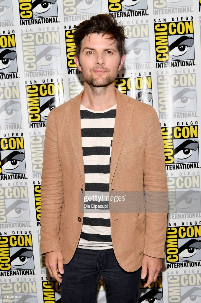 "Comic-Con International 2017 - ""Ghosted"" Press Line"