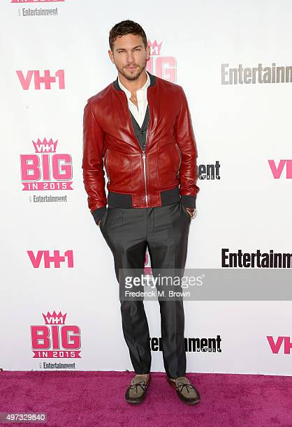 Actor Adam Senn attends VH1 Big in 2015 With Entertainment Weekly Awards at Pacific Design Center on November 15 2015 in West Hollywood California