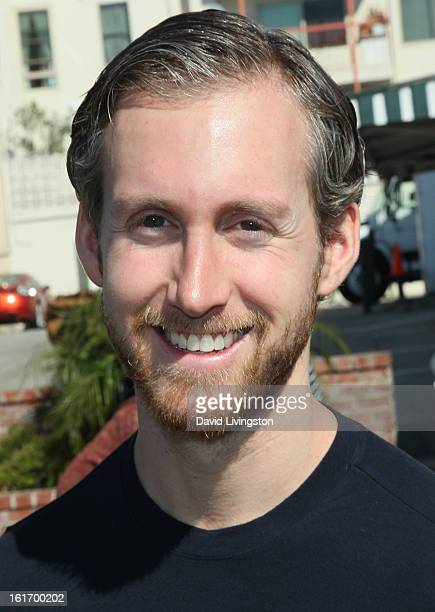 Actor Adam Shulman attends the kickoff for One Billion Rising in West Hollywood on February 14 2013 in West Hollywood California