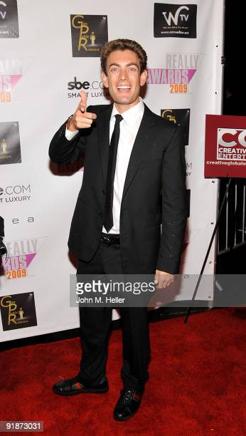 Actor Adam Taki attends the 2009 Really Awards official after party at Area on October 13 2009 in Los Angeles California