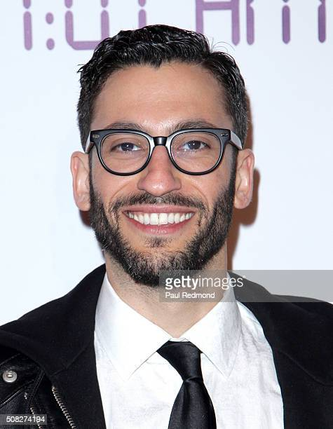 Actor Adam Tsekhman attends Premiere Of 'Monday At 1101 AM' at AMC Universal City Walk on February 3 2016 in Universal City California