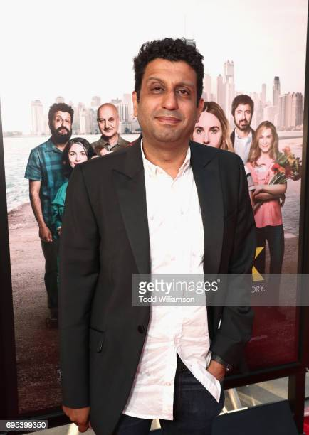 Actor Adeel Akhtar attends Amazon Studios And Lionsgate Present The LA Premiere Of 'THE BIG SICK' at the ArcLight Hollywood Cinerama Dome on June 12...