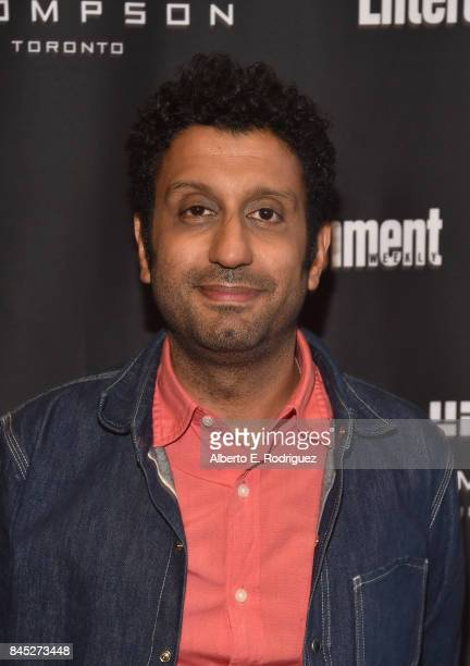 Actor Adeel Akhtar attends Entertainment Weekly's Must List Party during the Toronto International Film Festival 2017 at the Thompson Hotel on...