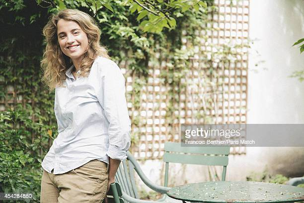 Actor Adele Haenel is photographed for Paris Match on August 8 2014 in Paris France