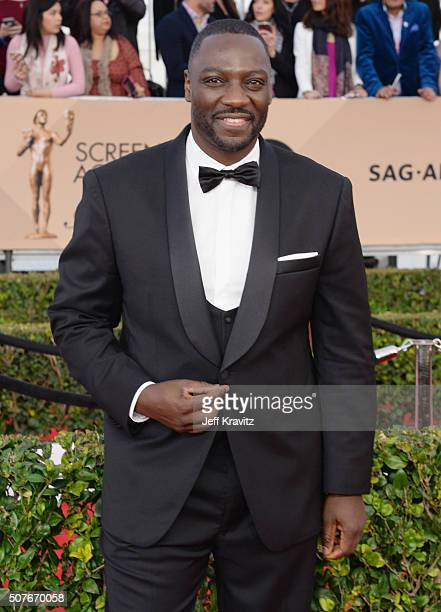 60 Top Adewale Akinnuoye Agbaje Pictures Photos And
