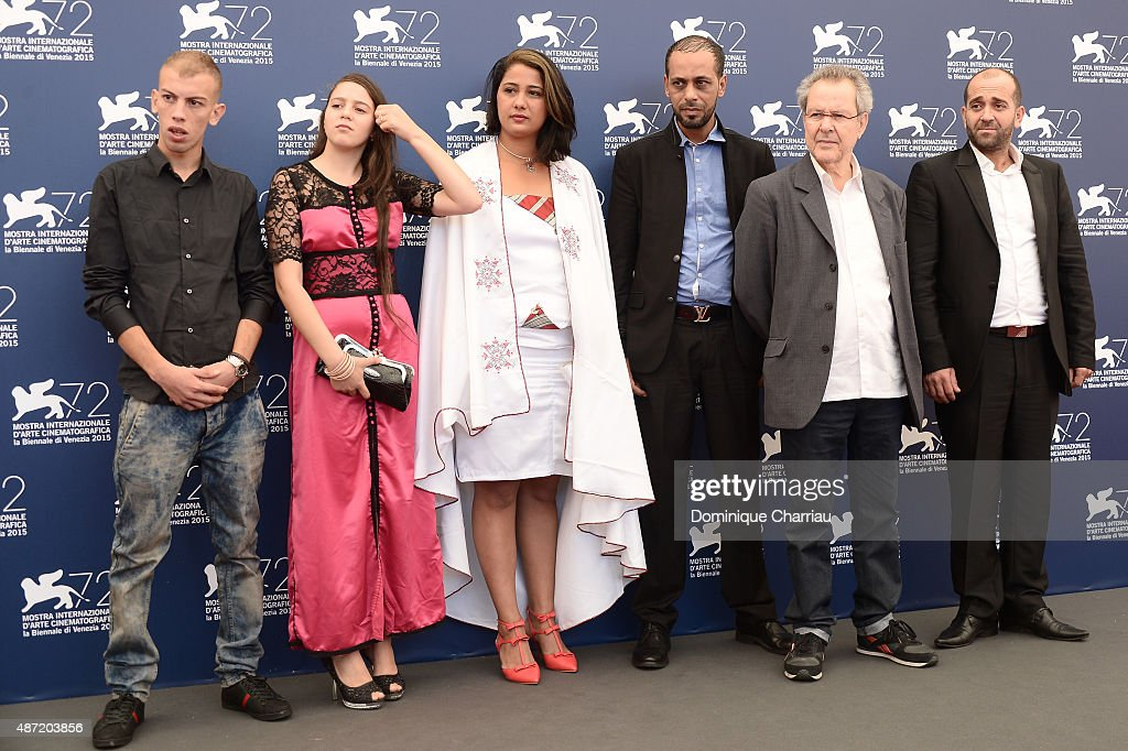'Madame Courage' Photocall - 72nd Venice Film Festival : News Photo