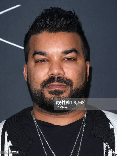 Actor Adrian Dev attends Matt Sarafa and Jonathan Marc Stein's new 'Rich' clothing line release and fashion show on March 29 2019 in Los Angeles...