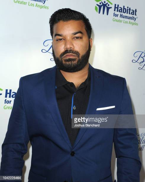 Actor Adrian Dev attends the Habitat LA 2018 Los Angeles Builders Ball at The Beverly Hilton Hotel on September 27 2018 in Beverly Hills California