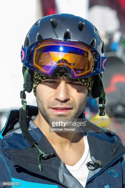 Actor Adrian Grenier attends Oakley Learn To Ride With AOL At Sundance Day 3 on January 19 2014 in Park City Utah