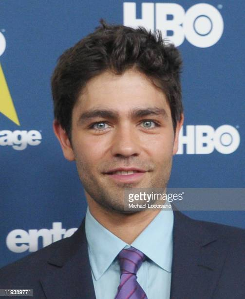 "Actor Adrian Grenier attends the ""Entourage"" Season 8 premiere at the Beacon Theatre on July 19, 2011 in New York City."