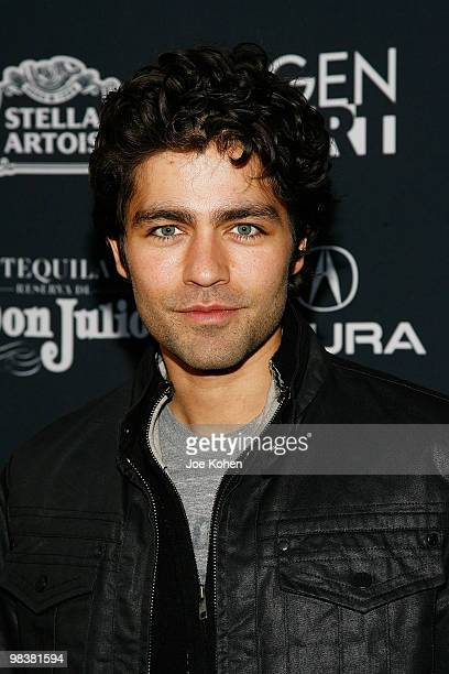 """Actor Adrian Grenier attends the Gen Art Film Festival screening of """"Teenage Paparazzo"""" at the School of Visual Arts Theater on April 10, 2010 in New..."""
