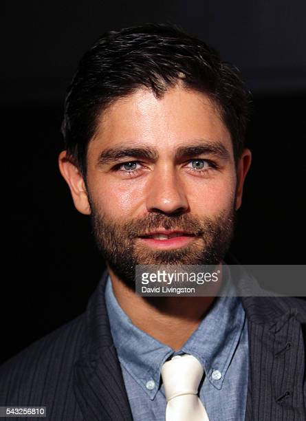 Actor Adrian Grenier attends the Lionsgate premiere of 'Marauders' at TCL Chinese 6 Theatres on June 26 2016 in Hollywood California