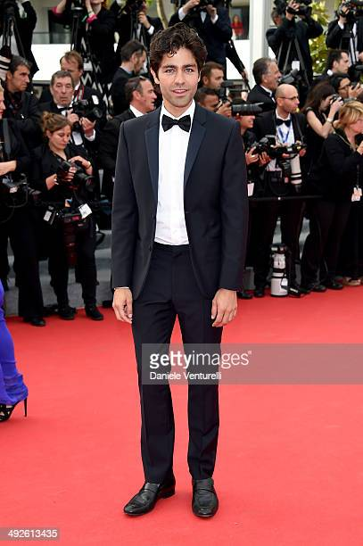 Actor Adrian Grenier attends 'The Search' Premiere at the 67th Annual Cannes Film Festival on May 21 2014 in Cannes France