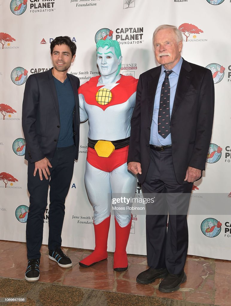 2018 Captain Planet Foundation Gala : News Photo