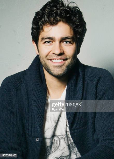 Actor Adrian Grenier for FMA Entertainment in December 2011 in Vancouver, British Columbia. PUBLISHED IMAGE.