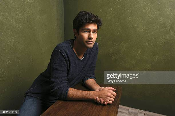 Actor Adrian Grenier from '52 The Search for the Loneliest Whale in the World ' poses for a portrait at the Village at the Lift Presented by...