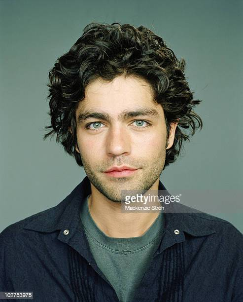 Actor Adrian Grenier poses for a portrait session at the Toronto Film Festival in September 2006 for Life Magazine