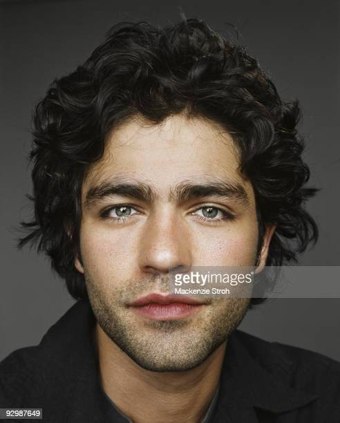 Actor Adrian Grenier poses for a portrait session at the Toronto Film Festival in September 2006 Published in the October 27 2006 issue of Life...