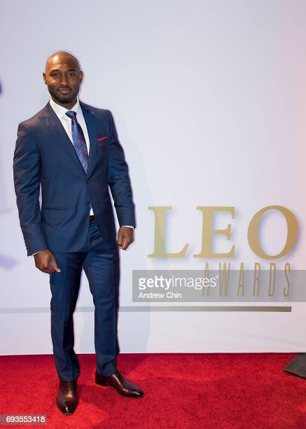 Actor Adrian Holmes attends the Leo Awards 2017 at Hyatt Regency Vancouver on June 4 2017 in Vancouver Canada