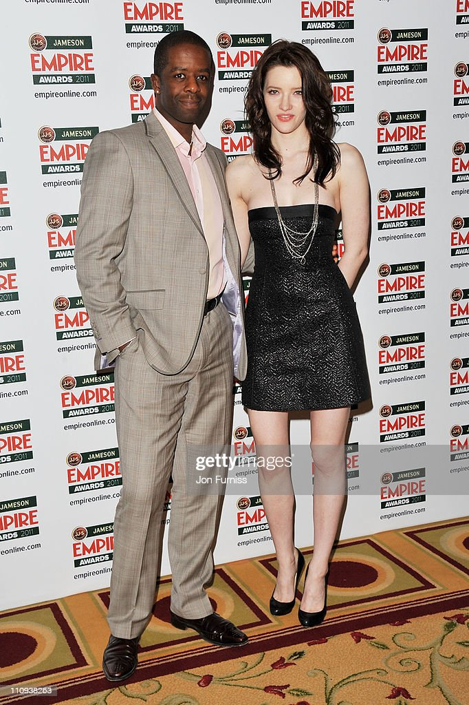 The Jameson Empire Awards 2011 - Press Room