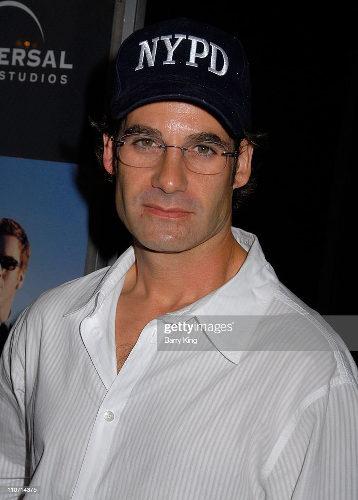 Actor Adrian Pasdar attends the NBC and Venice Magazine party for new series 'Life' held at Celadon on September 26, 2007 in Los Angeles, California.