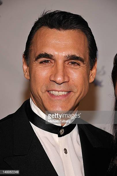 Actor Adrian Paul arrives at Norby Walters' 22nd Annual Night Of 100 Stars Viewing Gala at the Beverly Hills Hotel on February 26 2012 in Beverly...