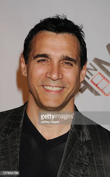 Actor Adrian Paul arrives at the World Premiere of 'Blood Out' at Directors Guild Of America on April 25 2011 in Los Angeles California