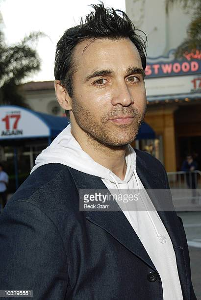 Actor Adrian Paul arrives to attend the premiere of Mutant Chronicles at The Mann Bruin Theater on April 21 2009 in Los Angeles