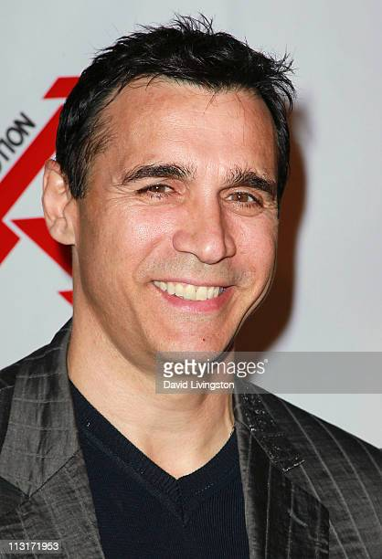 Actor Adrian Paul attends a screening of Films In Motion Lionsgate Entertainment's Blood Out at the DGA on April 25 2011 in Los Angeles California