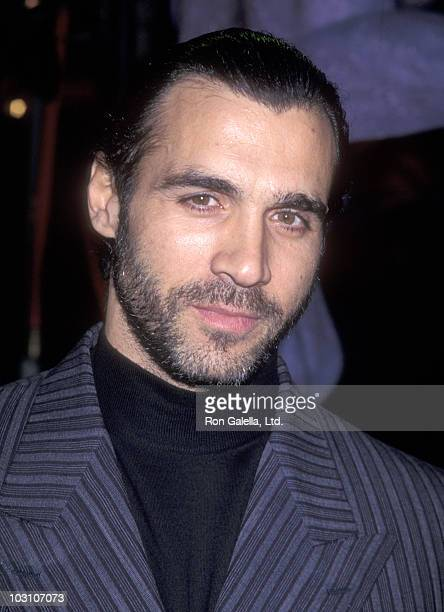 Actor Adrian Paul attends 'An American Werewolf in Paris' Hollywood Premiere on December 9 1997 at Mann's Chinese Theatre in Hollywood California