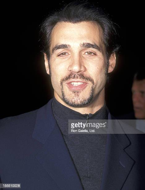 Actor Adrian Paul attends the Kundun Westwood Premiere on December 15 1997 at Avco Center Cinemas in Westwood California