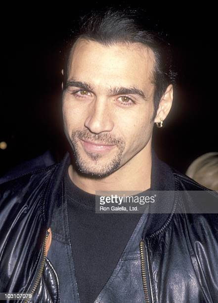 Actor Adrian Paul attends the 'Legends of the Fall' Beverly Hills Premiere on November 30 1994 at Academy Theatre in Beverly Hills California