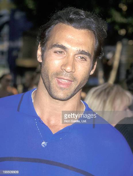 Actor Adrian Paul attends the Lethal Weapon 4 Hollywood Premiere on July 7 1998 at Mann's Chinese Theatre in Hollywood California