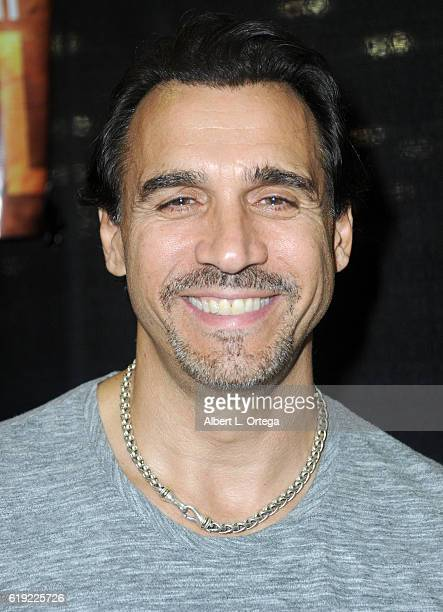 Actor Adrian Paul on day 2 of Stan Lee's Los Angeles Comic Con 2016 held at Los Angeles Convention Center on October 29 2016 in Los Angeles California