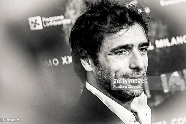 Actor Adriano Giannini attends Noir In Festival 2016 on December 8 2016 in Como Italy