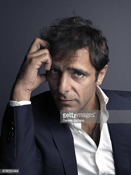 Actor Adriano Giannini is photographed for Di Repubblica on May 2016